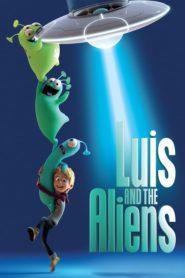 Luis i društvo iz svemira